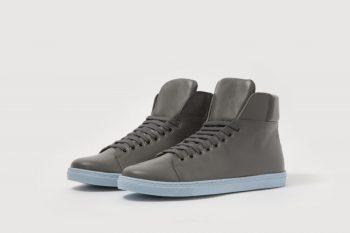 zapatillas gris topo